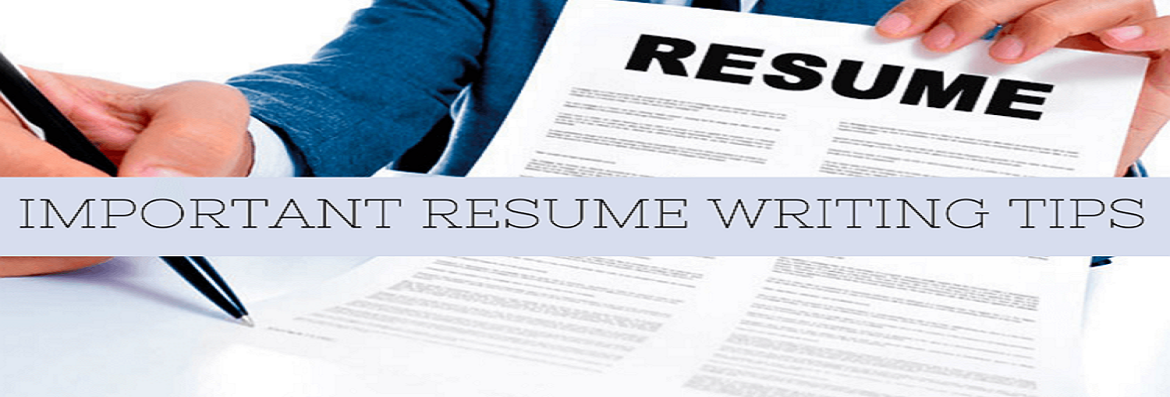 Tips For Writing a High School Resume